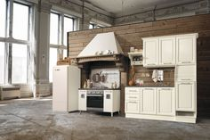 New sets by MARCHI CUCINE at Bkt Loft!
