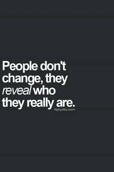 They may fake it for a while after you point it out, but as soon as they get comfortable, they go right back to them