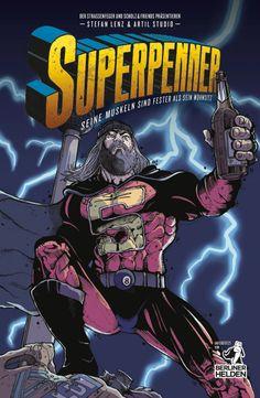 Superheld von Scholz & Friends: »Superpenner« für strassenfeger