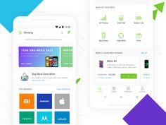 Shotang App Homepage