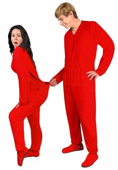 Red Dropseat Pajamas for Women   LOVE MY PJ's   Pinterest   For ...