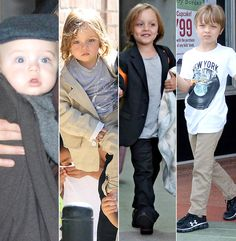 It seems like Angelina Jolie and Brad Pitt's kids grew up in the blink of an eye. One day they were infants that the actors were carrying...