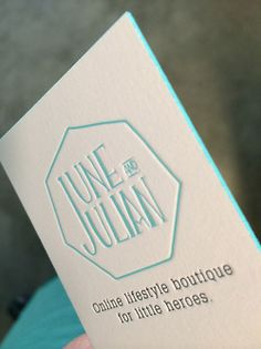 letterpress business cards printed by polyprint24.be