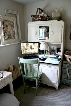 Hoosier cupboard