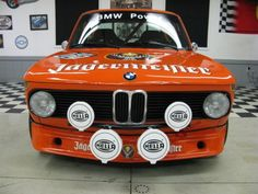 1974 BMW 2002tii Jaegermeister Hot Rod For Sale Flares