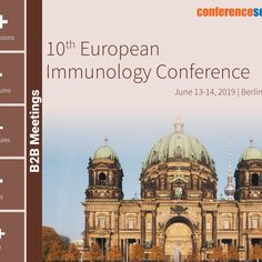 June 13-14, 2019 | Berlin, Germany Theme: Exploring the #human #immune system