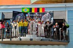 S P E E D C A L: Blancpain Sprint Series: BMW Team Brasil chega em 2º em Nogaro.
