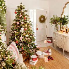 Navidad en verde: una bienvenida de lo más natural