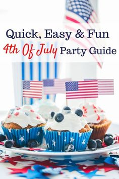 quick easy 4th july desserts