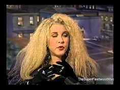 ▶ Stevie Nicks- Late Night Interview 1994 (With Jay Leno) (HQ REVAMPED UPCONVERTED) - YouTube