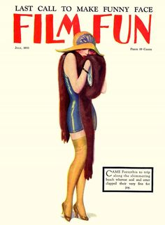 Film Fun Covers, 1925 - Retronaut