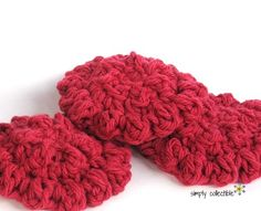 Round Spa Scrubby Easy Crochet Pattern | FaveCrafts.com