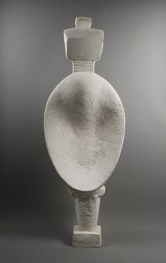 Sculpture by Alberto Giacometti, Femme cuillère (Spoon Woman).