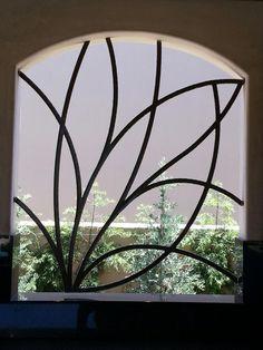 Window Grill Design Modern, Grill Door Design, Window Design, Iron Windows, Iron Doors, Window Bars, Balcony Railing Design, Iron Gate Design, Casa Patio