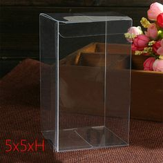 Cheap Jewelry Packaging & Display, Buy Directly from China Suppliers:50pcs 5x5xH Plastic Box Storage PVC Box Clear Transparent Boxes For Gift Boxes Wedding/Tool/Food/Jewelry Packaging Display DIY Enjoy ✓Free Shipping Worldwide! ✓Limited Time Sale ✓Easy Return.