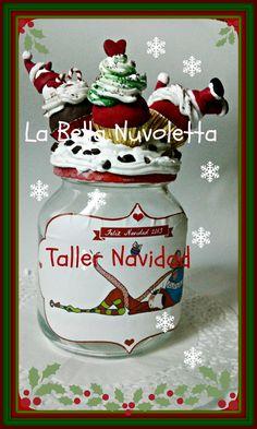 Taller Navidad viernes día 29 de Noviembre de 17 a 19 horas,para mas informacion en labellanuvoletta@gmail.com