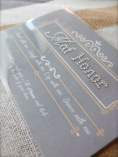 Matron of Honor, Maid of Honor Shoe Stickers in silver on Etsy, $9.00