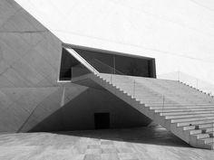 Casa da Música, Porto - Rem Koolhaas