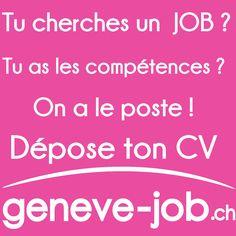 Canton, Job, Geneva Switzerland, Job Offer