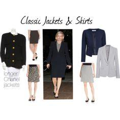 Classic Jacket & Skirts