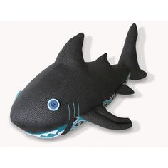 Sammy the Shark stuffed toy sewing pattern. Description from pinterest.com. I searched for this on bing.com/images