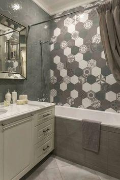 Curtains, Shower, Bathroom, Interior, House, Rain Shower Heads, Washroom, Blinds, Indoor