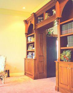 Multi-wood Home Office