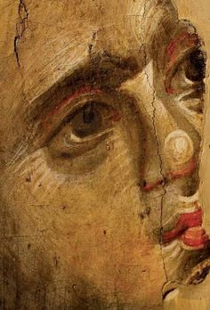 The icon. Little Christ - detail. Byzantine Icons, Byzantine Art, Religious Icons, Religious Art, Face Icon, Russian Icons, Religious Paintings, Best Icons, Orthodox Icons