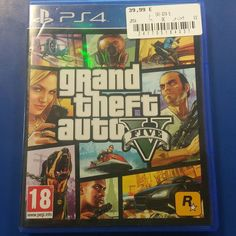 Le GTA5 sur PS4 est dispo #happycashlannion #bonsplans #bonnesaffaires #happygaming22 #gta5 Dispo dans votre happycash Lannion depuis le May 18 2017 at 11:35AM