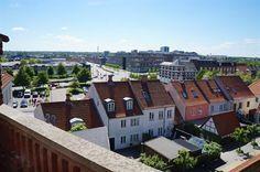 Havnealle 14, 3. th., 8700 Horsens - Herskabelig, centralt belligende lejl. med solrig altan og udsigt! #horsens #ejerlejlighed #boligsalg #selvsalg