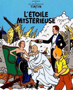 Les Aventures de Tintin - Album Imaginaire - L'Étoile Mystérieuse