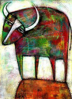 BULL by Dan Casado