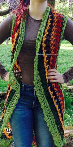 Crochet Necklace, Jewelry, Fashion, Hand Knitting, Tejidos, Clothing, Moda, Jewlery, Jewerly