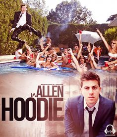Hoodie Allen, real chill music