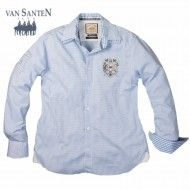 van Santen ® Shirt  nr 4 check