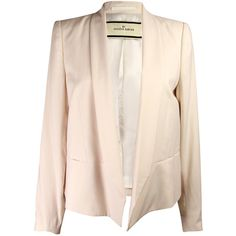 By Malene Birger Mikalla Blazer found on Polyvore
