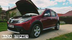 Dacia Stepwey - Prezentare 2020 - Fabricată în Germania Germania, Youtube, Dacia Sandero, Youtubers, Youtube Movies
