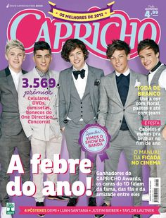 CAPRICHO 1164 - One Direction