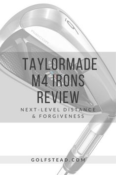 Thinner Face, Golf Club Reviews, Iron Reviews, Gold Medal Winners, Taylormade, Irons, Forgiveness, Larger, Technology