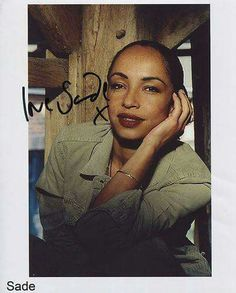 Ms. SADE ADU with PHILLIP X. WHITE at Atlanta, Georgia U S A