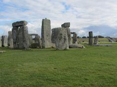 ELC trip to Stonehenge