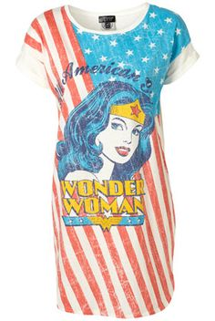Wonder Woman Nightshirt from Top Shop. $36