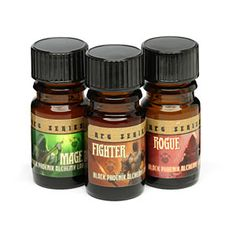 RPG Scented Oils by Black Phoenix Alchemy Lab. http://blackphoenixalchemylab.com/product-category/rpg-series/