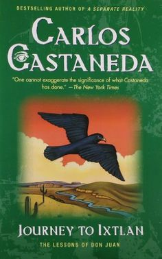 """Read """"Journey To Ixtlan"""" by Carlos Castaneda available from Rakuten Kobo. Originally drawn to Yaqui Indian spiritual leader don Juan Matus for his knowledge of psychotropic plants, bestselling a. Free Books, Good Books, Books To Read, Reading Online, Books Online, Carlos Castaneda, Who Book, Journey, 12th Book"""