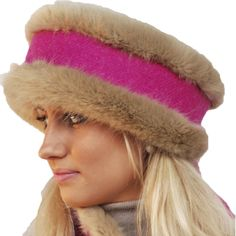Annabel Brocks Belle Headbands and Scarfs - The City Barn Store Charlotte Dujardin, Harris Tweed, One Size Fits All, Headbands, Faux Fur, Winter Hats, Fashion Accessories, Clothes For Women, Elegant