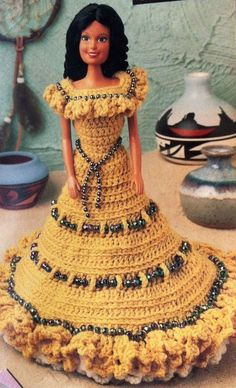 Indian Princess Crochet Doll Patterns | ... crafts needlecrafts yarn crocheting knitting patterns doll clothing