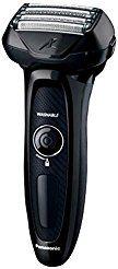 On black Friday Panasonic Ram dash Men's Shaver 5-bladed black ES-CLV56... deals week