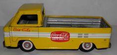 Coke tin toy