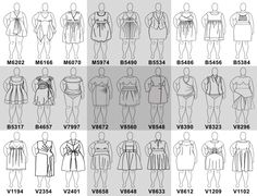 plus size croquis | Plus Size Croquis and Fitting Advice Appreciated - CLOTHING