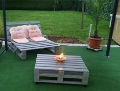 Now become a professional carpenter with these simple pallet garden ideas and change the dull appearance of your garden into a royal garden at your place. Now design your own garden planter, benches, chairs, tables and save your money from buying expensive garden furniture available in furniture markets.